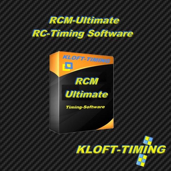 RCM Ultimate RC-Timing Software